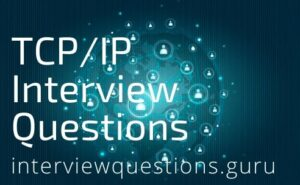 TCP IP interview questions