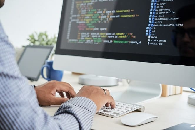 coding man | software engineer