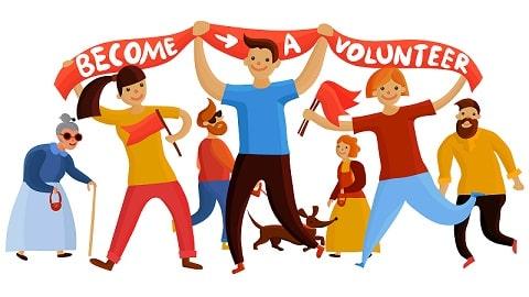 volunteer interview